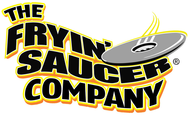 The Fryin' Saucer Company - The World's Best Outdoor Cooker -  Portable Propane Deep Fryer